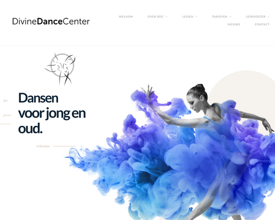 Divine Dance Center Logo