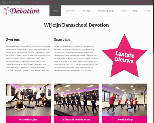 Dansschool Devotion